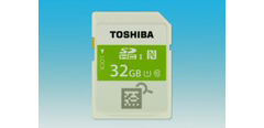 NFC Built-in SDHC Memory Card